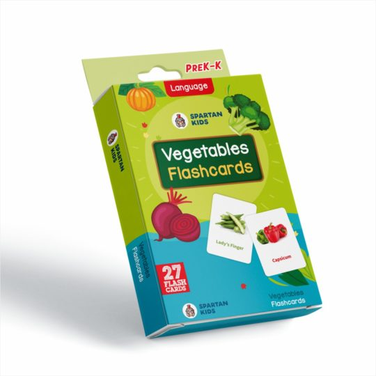 umbo-Vegetables-Flashcards